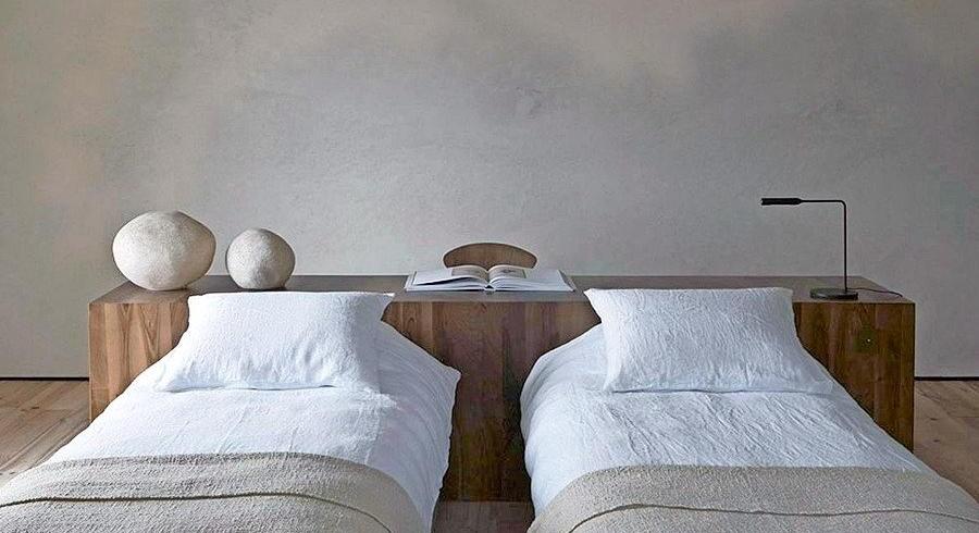 I det nye år kommer der fokus på at skabe en afstressende og rolig atmosfære i boligen. Foto: Studio KO