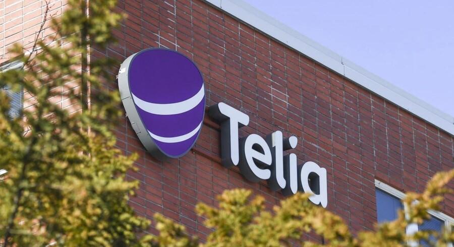"""Telia har måttet gå med til, at det ud over bøderne skal lade sig underkaste """"en streng intern kontrol"""" og fuldt ud være villig til at samarbejde med USA's justitsministerium. EPA/KIMMO BRANDT"""