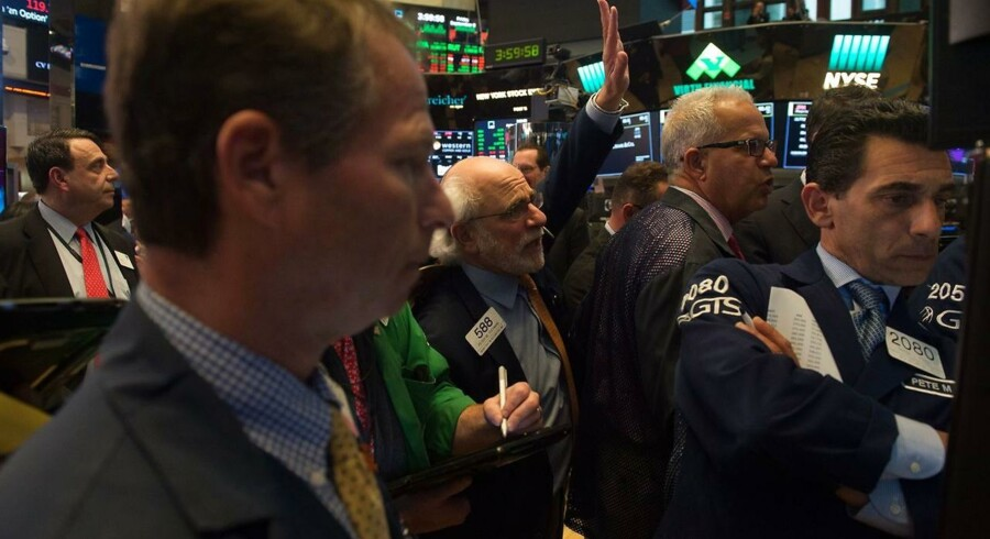 Arkivfoto. De europæiske aktiemarkeder ligger stille og roligt i svagt positivt terræn torsdag middag i kølvandet af Trumps udmelding om en skattereform i USA natten til torsdag.