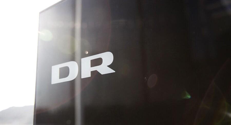 DR tegner sig for 22,4 procent af danskernes samlede TV-sening i 2014. Det er 2, 4 procentpoint mere end i 2013.