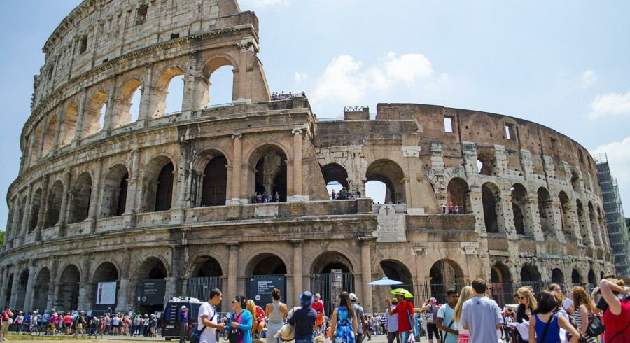 Vi vil have ekstra oplevelser på vores ferie - og Rom er en af de byer, vi valfarter til.