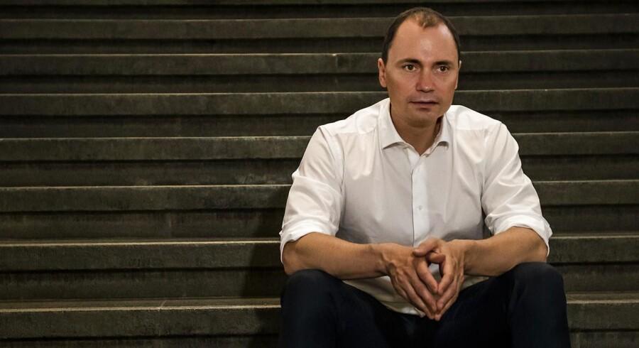 Uddannelses- og forskningsminister Tommy Ahlers (V) er nu officielt folketingskandidat for Venstre til næste Folketingsvalg i Østerbrokredsen i København.