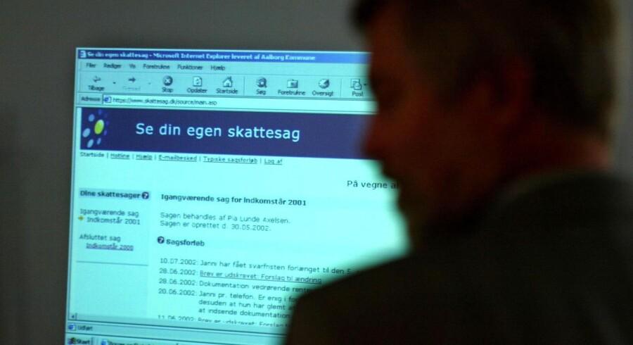 Danskernes tryghed er altafgørende for, at digitaliseringen bliver den succes, som alle håber på. Derfor skal IT-sikkerheden være i højsædet, og det kræver samarbejde. Arkivfoto: Henning Bagger, Scanpix