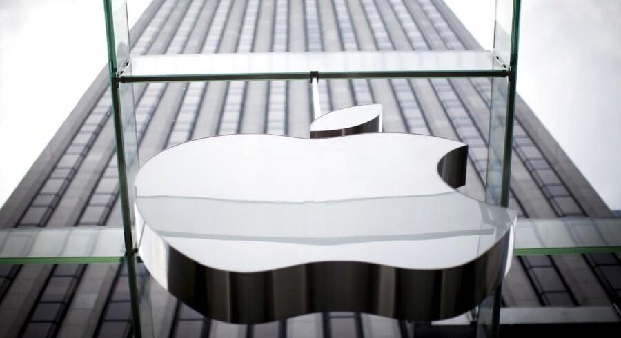 De seks selskaber Apple, Amazon, Google, Facebook, Netflix og Gilead Sciences står for mere end halvdelen af årets stigninger i Nasdaq-indekset.
