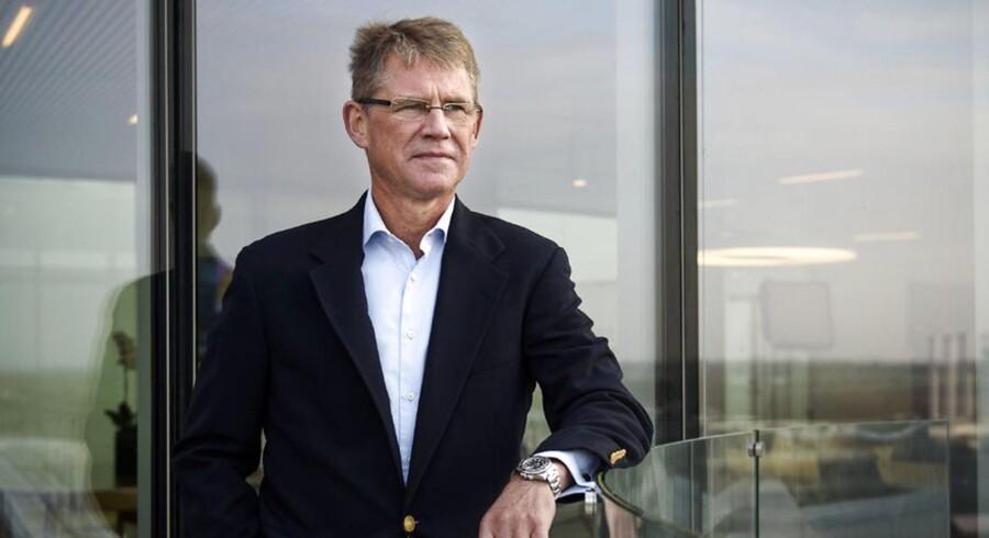 Lars Rebien Sørensen.