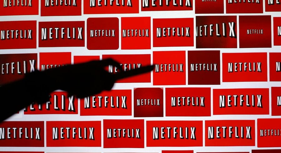 Netflix aktier steg 6,9 pct. i den amerikanske efterhandel.