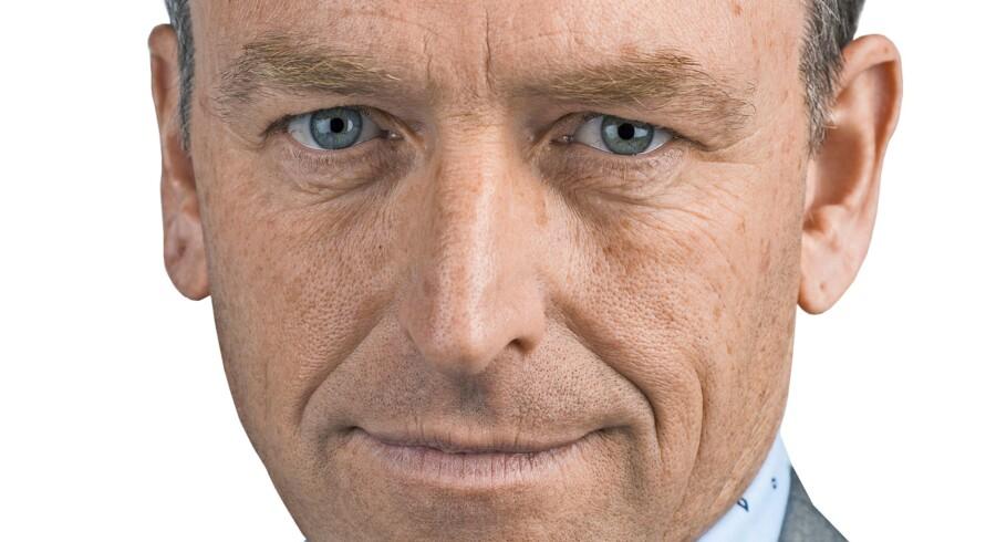 Jens Grund, chefredaktør.