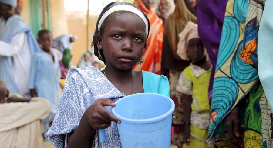 Danskerne donerede lørdag aften 90 millioner kroner til Danmarks Indsamlingen. En stor del af pengene skal gå afrikanske børn.