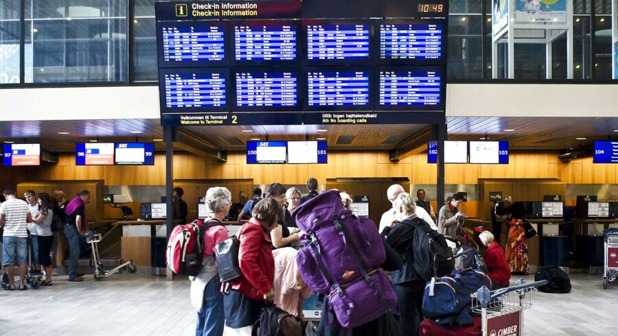 Mandag kl. 12 falder afgørelsen i sagen om de forsinkede flypassagerer i Højesteret i København.