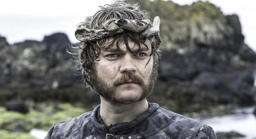 Game of Thrones-serien planlægger fire forskellige spinoffs på hovedhistorien, skrevet af fire forskellige forfattere. Måske der bliver plads til danke Pilou Asbæk? (Arkiv)