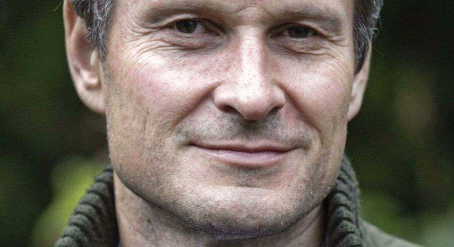 Kok og iværksætter inden for gastronomi og kogekunst Claus Meyer.