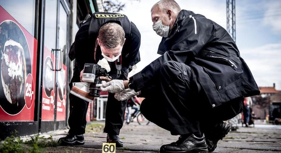 Københavns Politi ophævede i december visitationszonen på Nørrebro efter sidste års bandekrig. I år har Vestegnen været hårdere ramt af skyderier, men også her er flere visitationszoner nu ophævet.