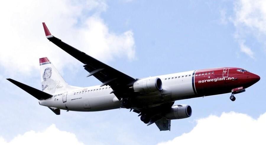 Passagerer til New York fra Oslo blev mere end 24 timer forsinket og der var også forsinkelser fra New York til London Gatwick.