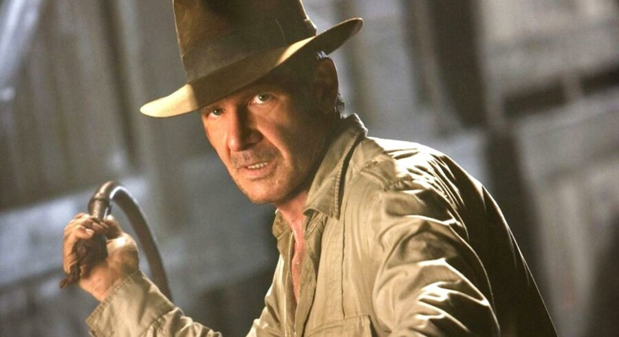Harrison Ford som Indy.
