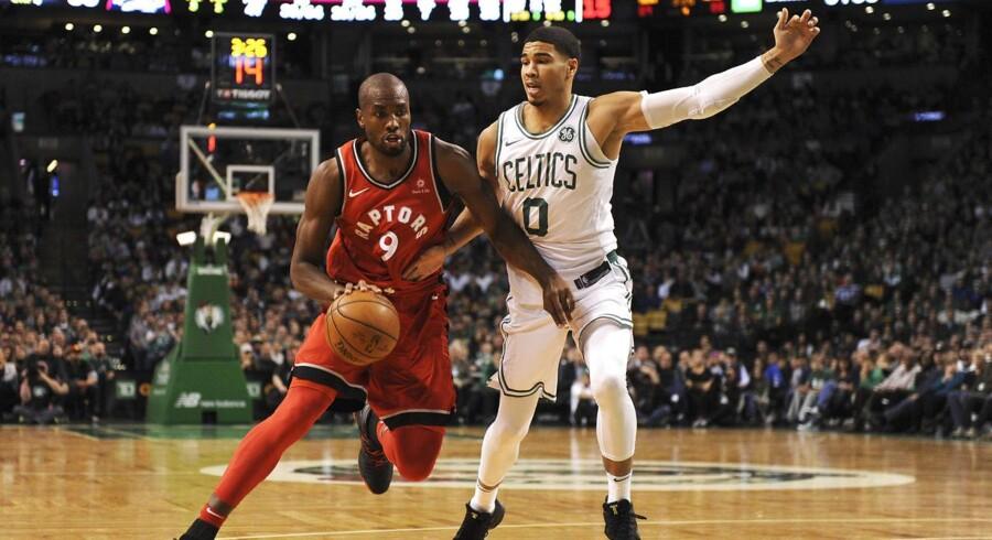 Boston Celtics måtte undvære holdets helt store profil, Kyrie Irving, men sejrede alligevel på hjemmebane.
