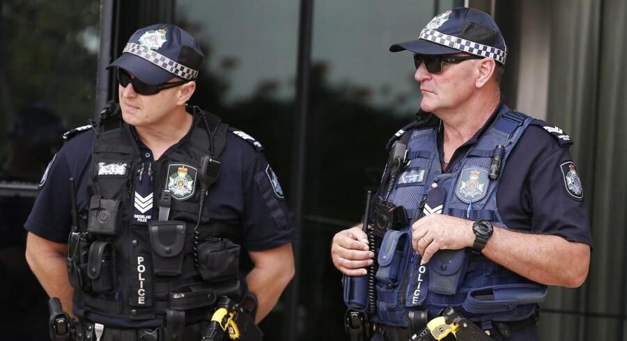 Arkivfoto: Politiet i Whangarei, New Zealand, har ifølge The Guardian i en skriftlig meddelelse oplyst, at man er opmærksom på »Fight Club«-arrangementet mellem de lokale bander, og at der vil være mere politi i området lørdag aften.