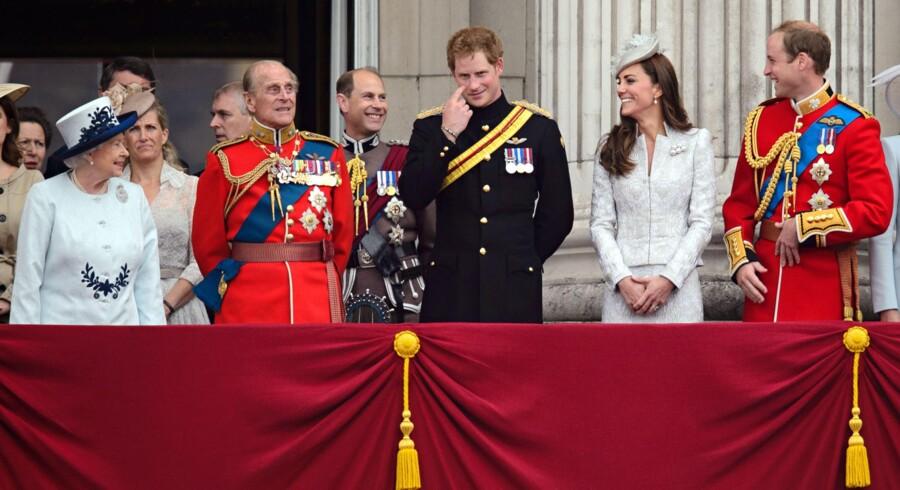Prins Harry af Storbritannien friede til den amerikanske skuespillerinde Meghan Markle i november. Parret skal giftes i maj 2018.