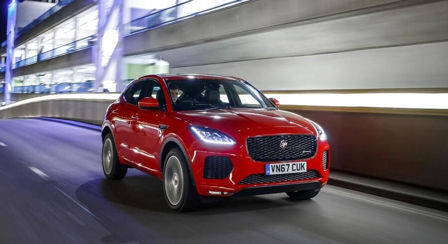 Introduktionen af lavere priser på udvalgte, populære modeller hos Jaguar og Land Rover falder sammen med lanceringen af den nye E-Pace, Jaguars kompakte SUV. De nye Driver's Edition-modeller ligger prismæssigt et godt stykke under de tidligere priser, og Driver's Edition er ikke kampagnepriser, men konstante dele af prislisterne