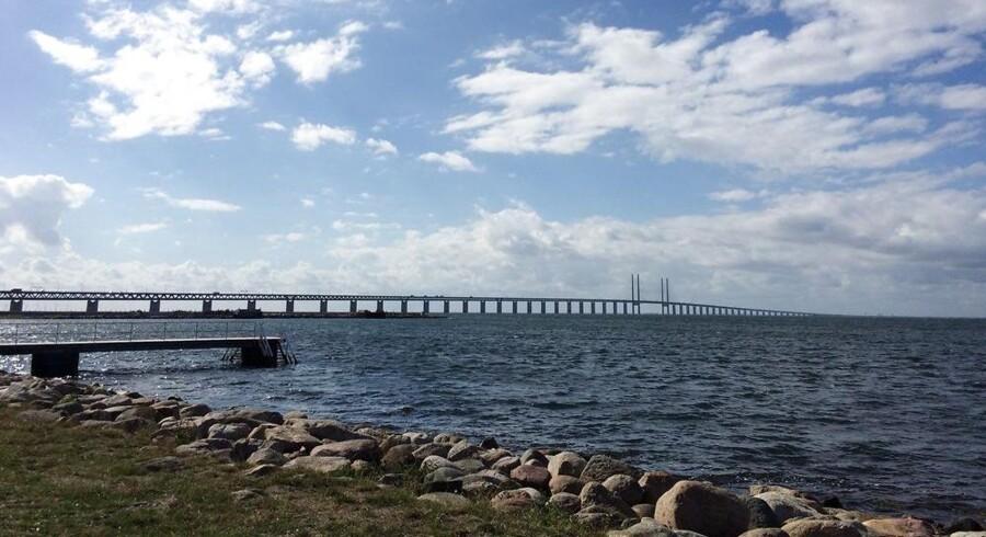 Områderne på begge sider af Øresund skal bindes sammen af et fælles, trådløst net, som alle skal kunne bruge gratis. Forberedelserne begynder i denne uge. Arkivfoto: Iris/Scanpix