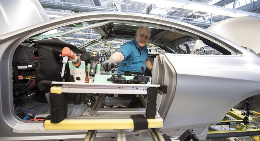 Der er masser af danske arbejdspladser forbundet med den danske eksport til Tyskland. Leverancer til den tyske bilindustri er en af de store eksportvarer. Derfor er det rigtig godt nyt for den danske økonomi, at den tyske regering for alvor vil sparke gang i økonomien.