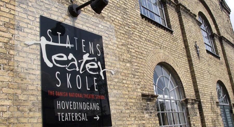 Statens Teaterskole på Holmen i København.