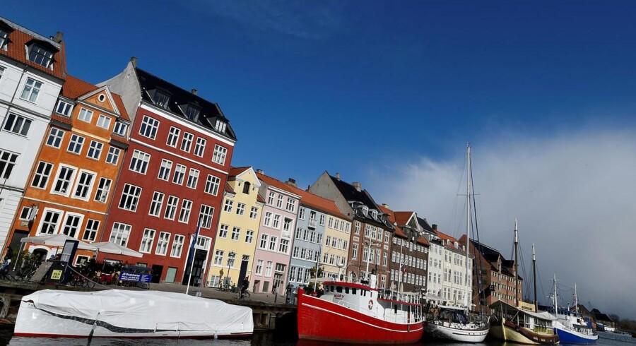 København er hurtigt blevet et meget populært Airbnb-rejsemål.