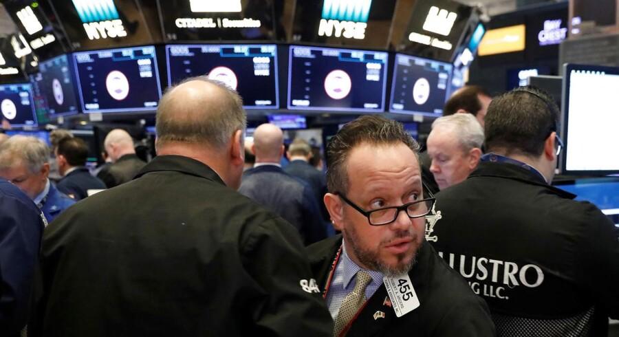USAs aktiemarkeder ryster udsigten til rentestigninger af sig
