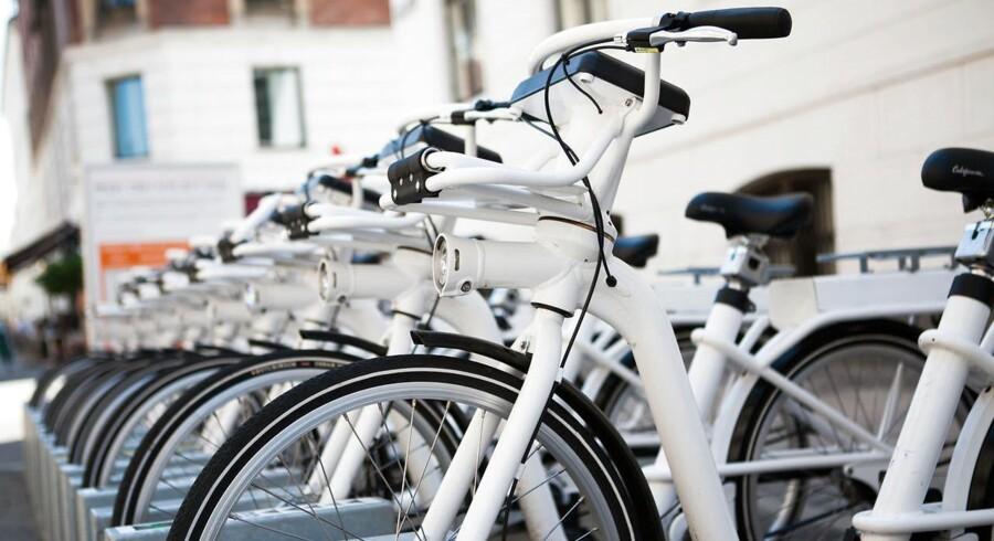 Både Bycyklen og delebilsvirksomheden GreenMobility har valgt at trække sig ud af visse dele af København efter en bølge af hærværk og tyverier i områderne.