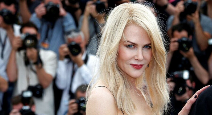 "Nicole Kidman er i Cannes for at promovere filmen ""The Killing of a Sacred Deer"". Foto: REUTERS/Jean-Paul Pelissier"