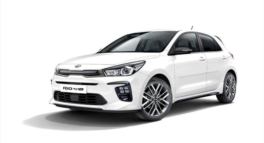 Fra konservativt til dynamisk - med tilføjelsen af GT-Line-udstyrsniveauet til Rio-modelserien får Kia sin minibil til at virke mere spændende. Den nye variant kommer til Danmark i april til priser fra 199.999 kr.