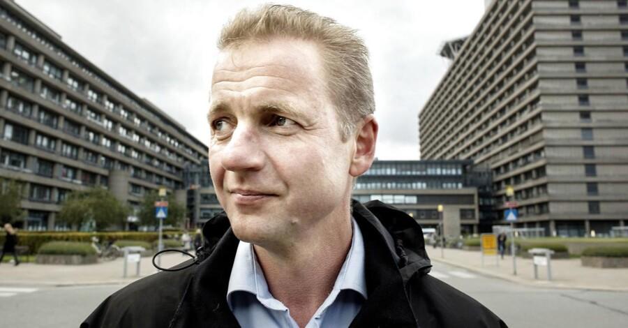 Venstres leder i Region Hovedstaden Martin Geertsen retter nu en benhård kritik mod budgetflertallet i regionen, som ifølge partiet i væsentlig grad er skyld i den aktuelle overbelægning