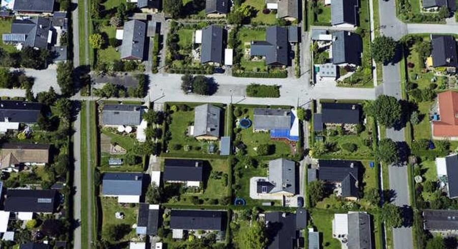 De kommende forslag til kapitalkrav fra Basel-komitéen kommer til at påvirke prisen for et boliglån. Der er dog usikkerhed om, hvor stor påvirkningen bliver. Arkivfoto: Claus Bech