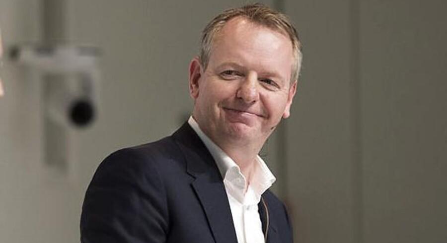 Sydenergis (SE) topchef, Niels Duedahl, samler nu sit selskabs teleaktiviteter under Stofa-navnet. Arkivfoto: Claus Bech