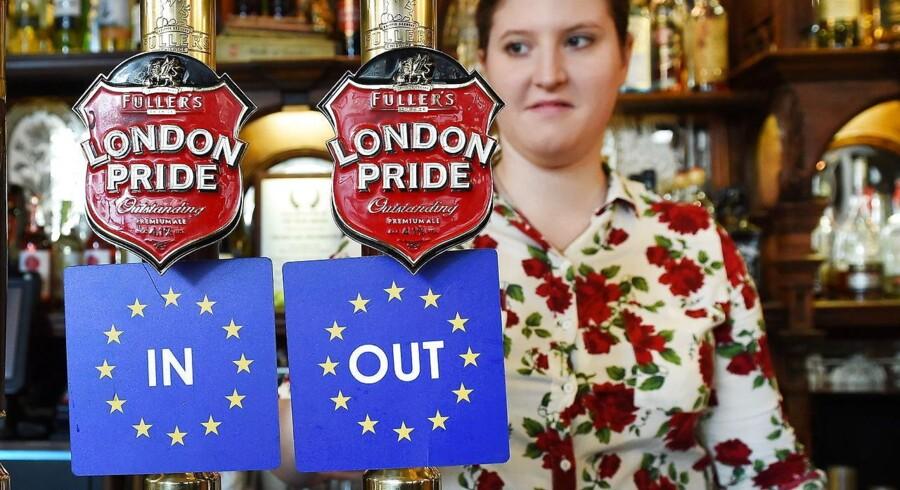 Ifølge Reuters har en gruppe af premierminister David Camerons rådgivere, som er sat ind i kampagnen for et ja, et mål om at få op mod 60 procent af vælgerne til at stemme ja.