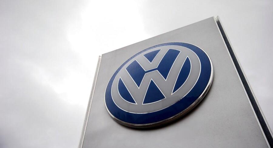 Pengene skal dække tabet efter skandalen, hvor 11 millioner VW-biler blev udstyret med software, der skulle skjule bilernes udledning af de såkaldte NOx-gasser