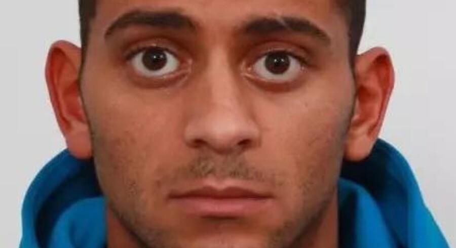 Den 22-årige Hassan Nasser blev torsdag efterlyst af politiet. Nu har han meldt sig selv. Free