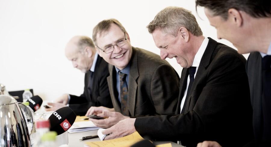Hans Jørgen Whitta-Jacobsen er formand for De Økonomiske Råds formandskab. Han har været en del af formandskabet siden 2009.