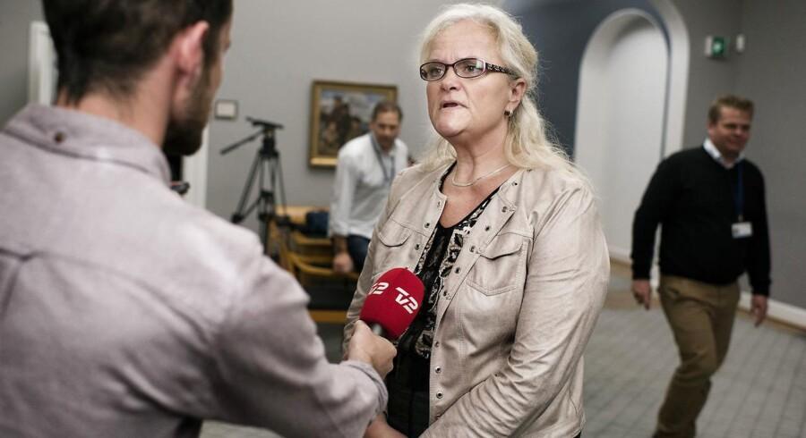 Liselott Blixt, sundhedsordfører for Dansk Folkeparti, er meget kritisk over for Læger for aktiv Dødshjælps nye selvmordsmanual.