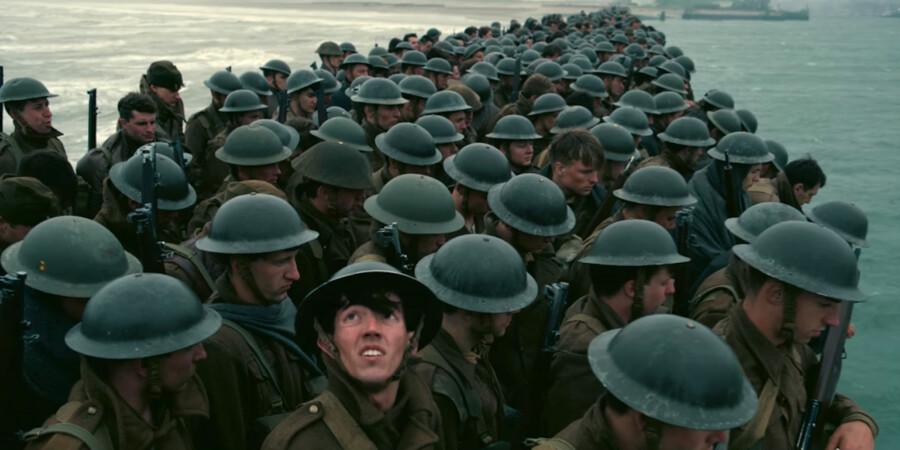 Christopher Nolans krigsfilm »Dunkirk« åbner den nye luksus-biograf i Lyngby den 19. juli.