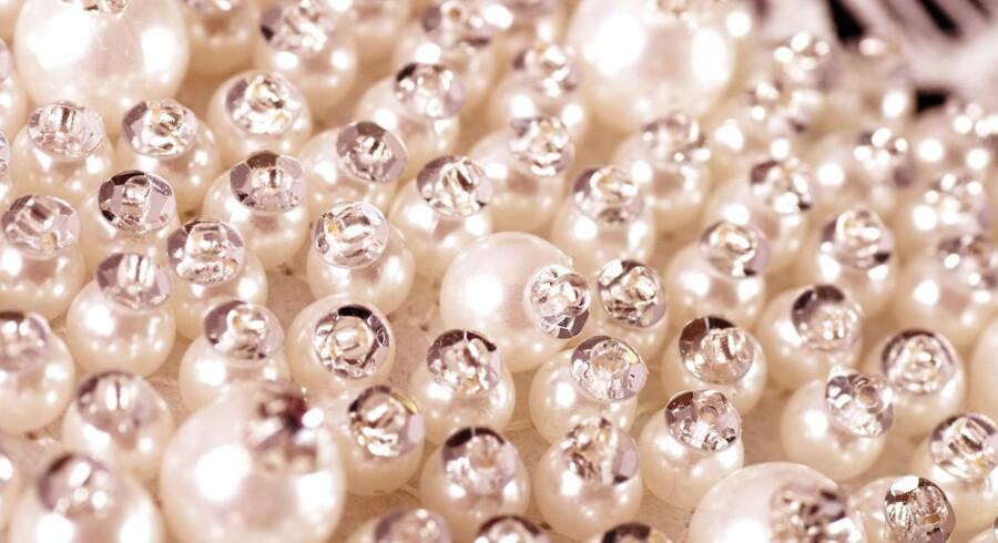Salget af smykker gik tilbage i slutningen af 2017 hos den amerikanske smykkekæde og Pandora-forhandler Signet Jewelers. Foto: Iris.
