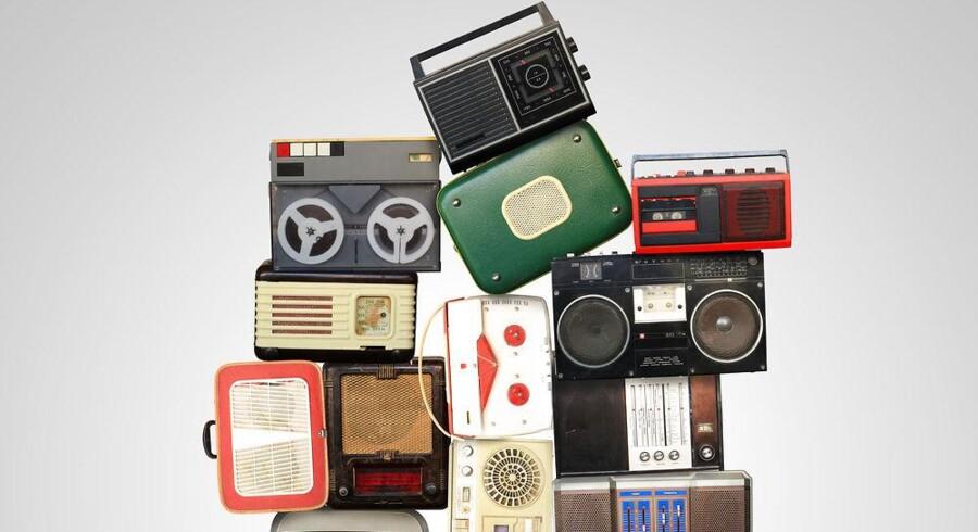 Radioen kan bestemt endnu. Den er ikke slået ud af streamingtjenesterne og formår tværtimod at levere et langt bredere musikrepertoire med større vægt på danske kunstnere, end når danskerne selv vælger musik fra de digitale hylder i tjenester som TDC Play, Wimp, Deezer og Spotify. Foto: Iris/Scanpix