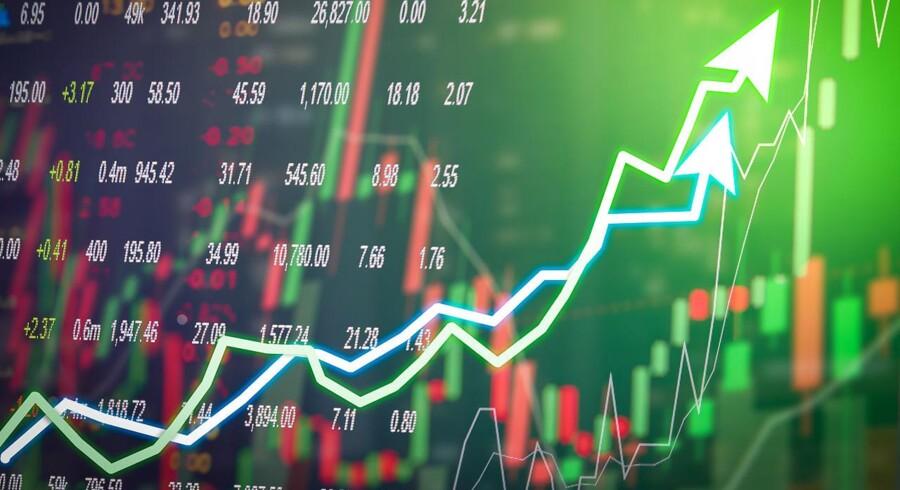 De tre store amerikanske aktieindeks sluttede sidste uge af med solide stigninger. Foto Iris
