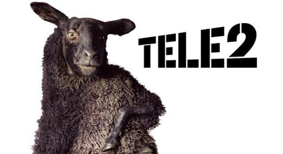 Tele2 fastholder forventningerne om en omsætning på 24,8-25,2 mia. svenske kr. og et EBITDA på 5,7-5,8 mia. svenske kr. Foto: Tele2