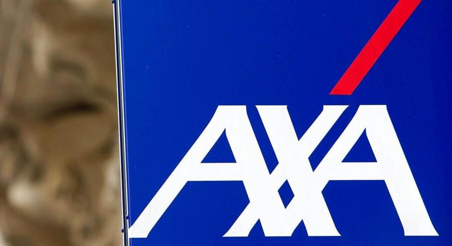 Det var en positiv overraskelse til investorerne, som Axa præsenterede sammen med deres årsregnskab.