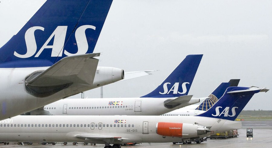 SAS opnåede i 2015/16 et overskud på 1,431 milliarder svenske kroner før skat ud af en omsætning på 39,5 milliarder svenske kroner.