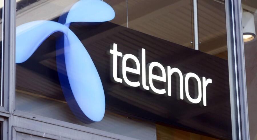 Telenor var for to måneder siden igennem en sparerunde, hvor 79 medarbejdere blev sagt op og fem butikker lukket som følge af, at priskrigen måske nok er stilnet lidt af men på ingen måde indstillet. Arkivfoto: Mauritz Antin, EPA/Scanpix