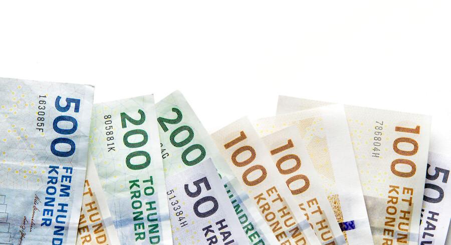 Sådan vil regeringens forslag om lettelser i topskatten påvirke din privatøkonomi. Arkivfoto: Bax Lindhardt