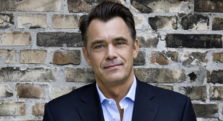 Morten Christiansen har været administrerende direktør for »3« siden juni 2005. Foto: »3«
