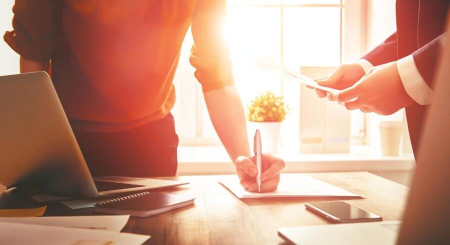 Iværksætterundersøgelsen 2015, som Dansk Iværksætterforening foretager, viser et markant fald i antallet af iværksættere, der formår at skaffe kapital gennem banken.