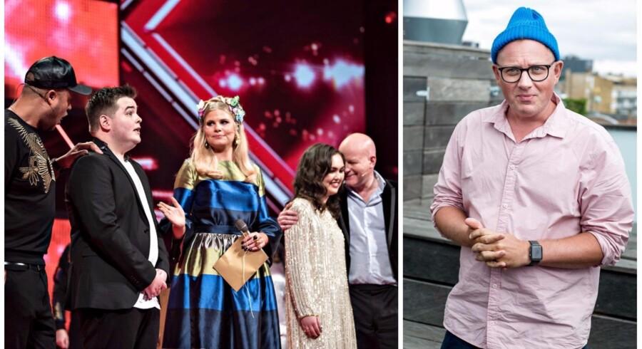 Foto: X Factor byline: Ida Guldbæk Arentsen/ Jan Lagermand Lundme byline: Mads Claus Rasmussen